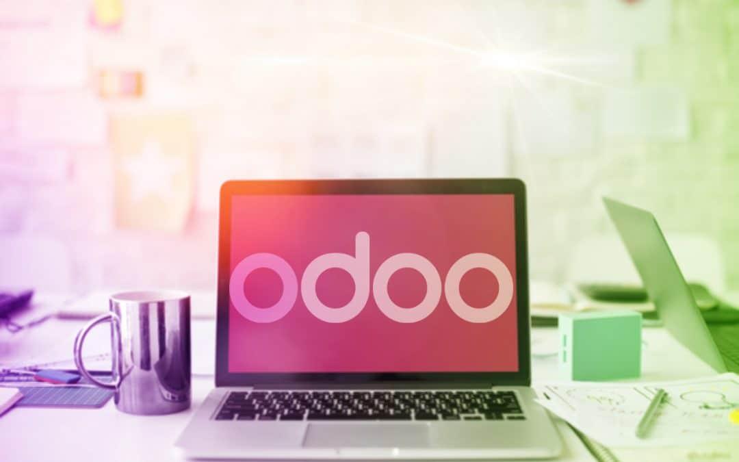 Esittelyssä ODOO – helppokäyttöinen ERP