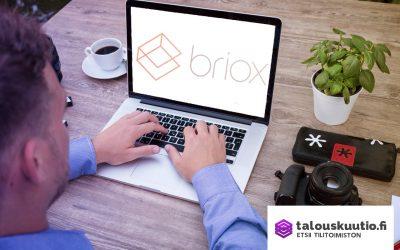 Briox |Uusi kärkiohjelma pienille yrityksille?