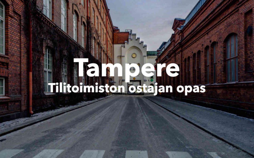 Tilitoimisto Tampere